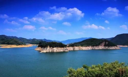 2016环张峰水库山地马拉松赛