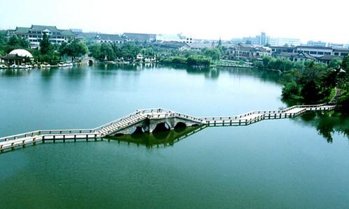 2016年中国淮安第二届环白马湖自行车
