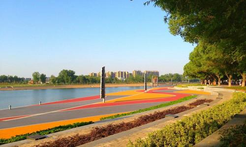 漯河市第三届中原骑游节暨第四届环沙澧河自行车公开赛