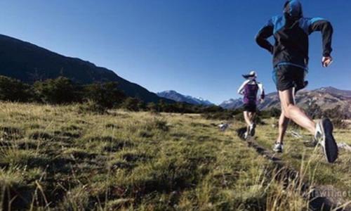 2016要跑700 · 北京西山森林公园越野跑